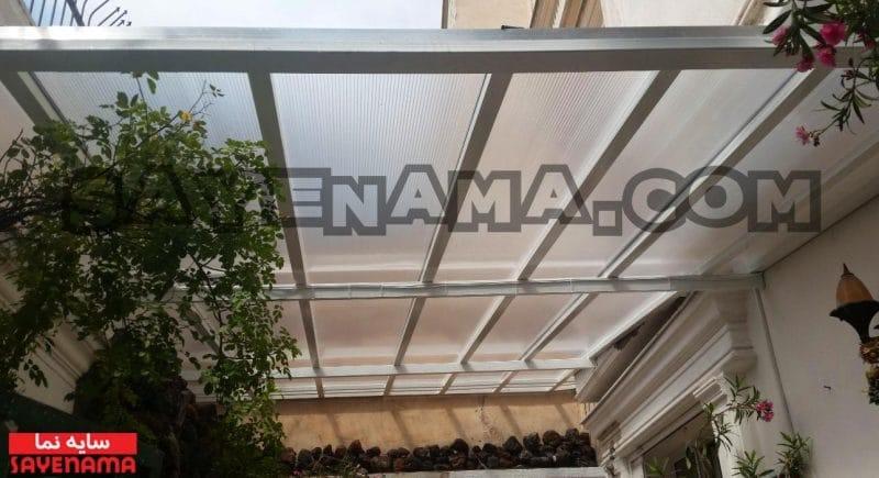 قیمت پوشش سقف پاسیو