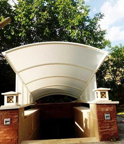 پوشش سقف ورودی